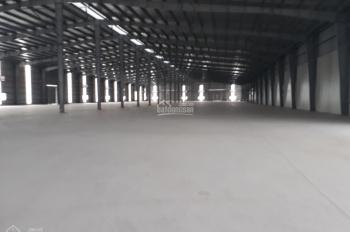 Cho thuê xưởng 15.000m2 trong KCN Tiên Sơn, sạch đẹp, giá chỉ 69.42 nghìn/m2/th