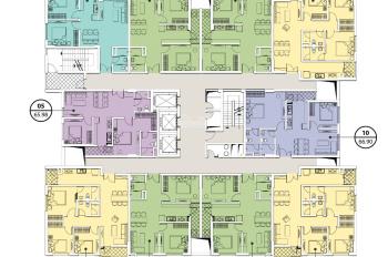 Bán căn 3 phòng ngủ DT 80m2 tầng 5 dự án Valencia Việt Hưng. Liên hệ: 0944 288 802
