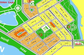 Bán đất khu dân cư Thủ Thiêm Villa, 8 x 19m, giá 63 triệu/m2. 0908947618