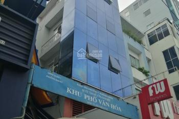 Cho thuê nhà MT Lý Tự Trọng, Q1, gần Thủ Khoa Huân, DT: 9x23m, 3 lầu giá 165 tr/th 0799790988