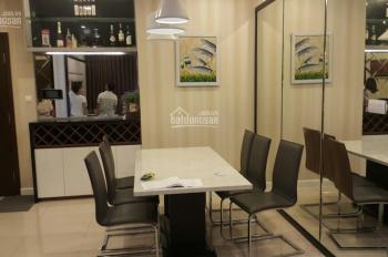 Cho thuê 3 phòng ngủ tại Sunrise City - North và Central, nhà sạch đẹp, nội thất hiện đại