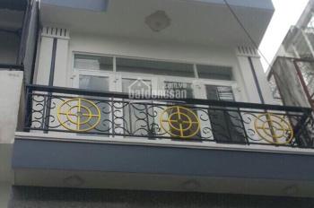 Nhà đẹp 4,55 tỷ 1 trệt, 2 lầu sân thượng Nguyễn Quý Yêm, Bình Tân, HCM 090.360.1451