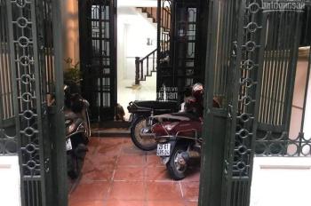 Nhà đẹp kiểu Pháp phố Thanh Nhàn, xách vali nhận nhà ở ngay, 48m2 x 4T, giá 3.5 tỷ