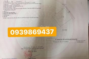 Bán đất nền xã Lý Nhơn, huyện Cần Giờ, giá rẻ. DT: 22000m2, giá 500 nghìn/m2, LH ngay 0939869437