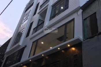 Bán nhà nằm sau căn MT Nguyễn Đình Chính, P15, Phú Nhuận. DT 5,3x10m, 5 tầng, 12,5 tỷ, 0938449092