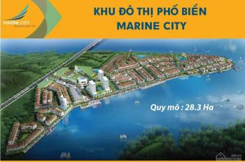 Bán đất dự án Marine City 3 mặt giáp sông Cửa Lấp Phước Tỉnh. LH 0937.140.351
