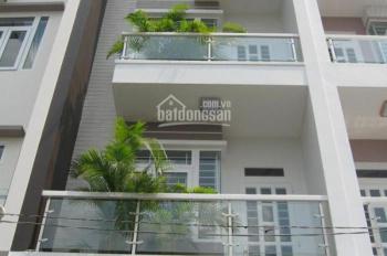 Cho thuê nhà 2 MT Nguyễn Thiện Thuật, ngay Nguyễn Thị Minh Khai, Q3, DT 10,5x15m, 5 tầng