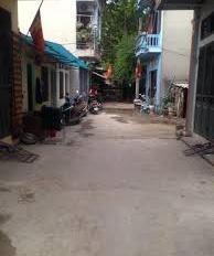 Bán đất phố Đại Đồng, Thanh Trì, Hoàng Mai, HN, DT 30m2, mặt tiền 3,9m. Giá 1,25 tỷ (có bớt)