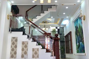 Bán nhà 1 trệt 2 lầu,DT 52m2,SHR, HXH đường Phạm Văn Đồng,phường Hiệp Bình Chánh , quận Thủ Đức.