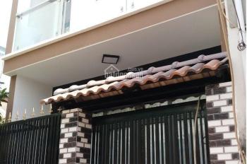 Cho thuê nhà mới đẹp 1 lầu 2PN hẻm Huỳnh Tấn Phát, Quận 7