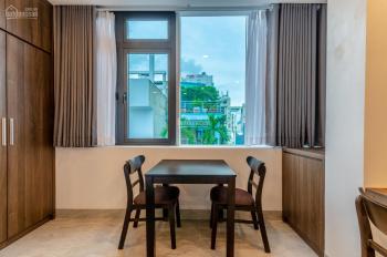 Cho thuê CHDV Nguyễn Thái Bình, Q1, DT: 9x25m, 34 phòng, DT: 440 tr/th