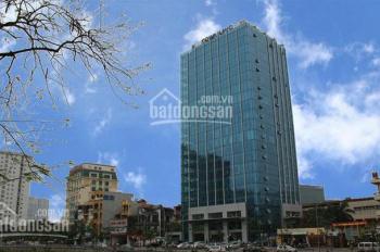 Cho thuê văn phòng tại tòa nhà 169 Nguyễn Ngọc Vũ. DT 100-160-200 (m2), liên hệ: 0966 365 383
