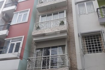 Bán gấp nhà mặt tiền đường Số 2 CX Chu Văn An, P26, quận Bình Thạnh, DT 4 x 18m, 3 lầu, giá 9,8 tỷ
