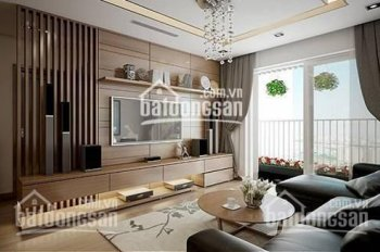 Chính chủ bán chung cư Golden Palace Mễ Trì, DT 125m2 nhà đã sửa chữa cực đẹp - nội thất xịn