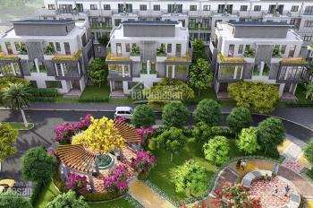 Biệt thự Lan Viên Villa 255m2, sống tiện nghi giũa lòng thành phố: 0943500642