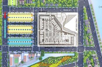 Mở bán shophouse Gate 3 trong khu phức hợp lớn nhất Q8, 200m2, 1 trệt 1 lầu, chỉ 15 căn. 0908099807