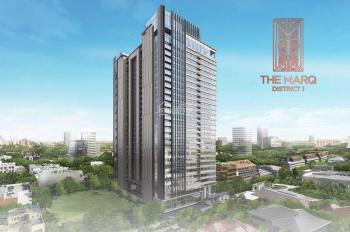 Kẹt tiền bán gấp căn 1 phòng ngủ 52m2, dự án The Marq của tập đoàn Hongkong Land, giá bán 6.9 tỷ