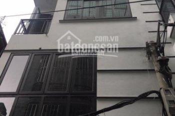 Bán nhà liền kề 34m2 x 5 tầng cách đường ô tô 80m ra mặt P. Minh Khai - Q. Hai Ba Trưng, Hà Nội
