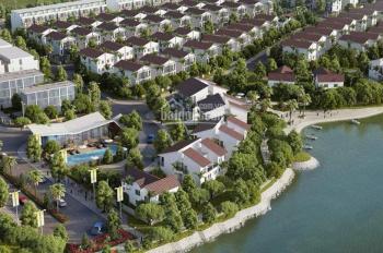 Đất nền biệt thự ven sông Đông Thành, giá chỉ 7,6 triệu/m2, sổ đỏ giao ngay