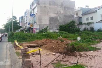 Bán đất biệt thự khu C DT 20*20m sổ đỏ đường 12m giá 100tr/m2 giá tốt nhất thị trường An Phú quận 2