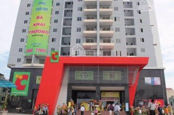 Căn hộ Big C - Phú Thạnh, 45m2, 1PN, 1WC, giá 1.3tỷ. LH: 0902456404