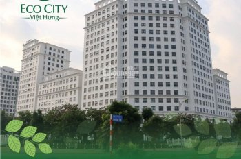 Eco City Việt Hưng CK 11% tặng cặp Iphone XS hoặc 1 cây vàng khi mua nhà ở ngay chỉ từ 1,8 tỷ