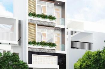Bán nhà đường Nguyễn Đình Chiểu, p5, q3, TP. HCM (DT: 4 x 12m; trệt + 3 lầu + ST ; giá: 8 tỷ)