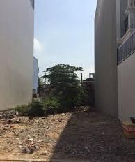 Bán gấp lô đất đẹp ngay Trung Cấp Bách Khoa SG-cơ sở 2, MT đường Dương Quảng Hàm, P6, Gò Vấp,bao sổ