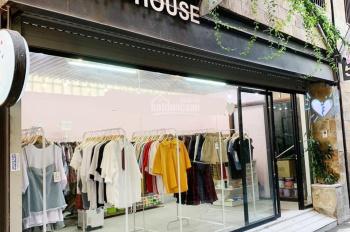 Cho thuê cửa hàng mặt phố Tuệ Tĩnh - Triệu Việt Vương (đoạn đẹp) 45m2, MT 4.2m, vỉa hè rộng