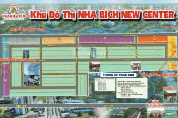 KĐT Nha Bích New Center ngay TTHC Chơn Thành, cho Công Nhân giá ưu đãi 390tr/150m2, thật 100%