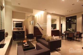 Cho thuê nhà riêng 50m2 x 4 tầng đồ gần full nhà mới đẹp 4 phòng ngủ, ngay mặt ngõ 117 Trần Cung