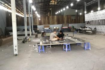 Cho thuê lâu dài, kho xưởng, đường Nguyễn Văn Quá, Quận 12