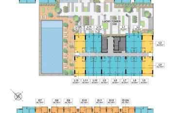 Kẹt tiền làm ăn bán gấp căn hộ Richmond City 2PN, view đẹp, LH 0983440458