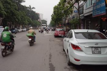 Bán nhà mặt phố Trần Bình 70m2, 4T mặt tiền 4m có vỉa hè 2m, đang cho CT thuê 30tr/th, giá 11,89 tỷ