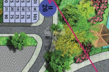 Chính chủ cần bán đất ngoại giao FLC Tropical Hạ Long (ô góc 15,7tr/m2)