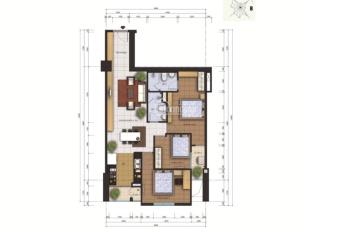 Chính chủ bán cắt lỗ căn hộ 0709 toà No2 chung cư Horizon 87 Lĩnh Nam, 3PN
