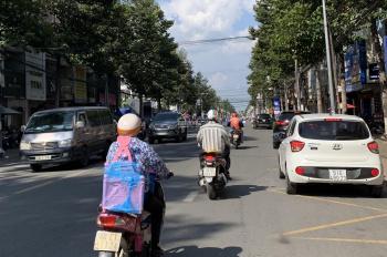 Cho thuê nhà 1 trệt 3,5 lầu mặt tiền đường Võ Thị Sáu, P. Thống Nhất, hướng Nam, 20tr/tháng