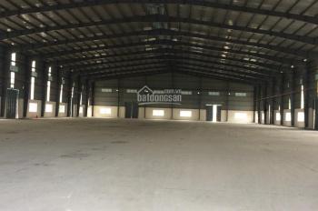 Cho thuê kho xưởng Võ Trần Chí giao Quốc lộ 1A, Bình Tân - Diện tích: 3100m2 - Giá: 200 triệu/th