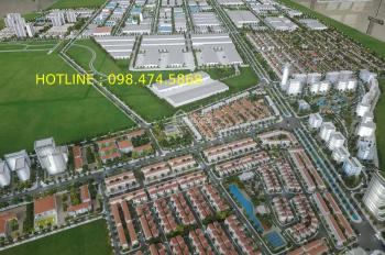 Bán đất nền dự án Vsip, Từ Sơn, Bắc Ninh, giá sốc LH: 098.474.5868