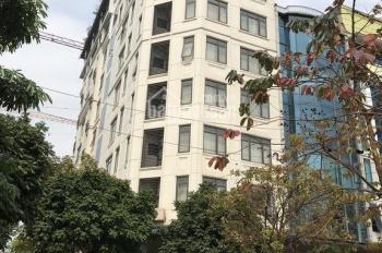 Bán nhà mặt phố Nguyễn Khánh Toàn 45 tỷ, 100m2, xây 6 tầng cho thuê 120tr/tháng, 2 mặt thoáng