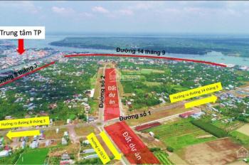 Đất nền tại trung tâm TP Vĩnh Long 800tr/nền