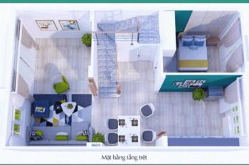 Bán nhà xây sẵn trả góp, an gia phát nghiệp ngay thị xã Bến Cát, giá 290 triệu sở hữu