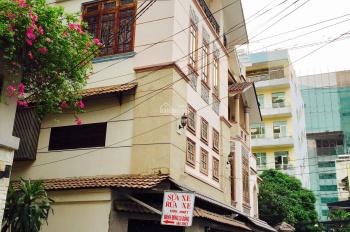 Hot! CC cần bán gấp nhà góc 2 MT hẻm đường Ba Vân, Trường Chinh, P. 14, TB, DT: 123.5m2, 3 tầng