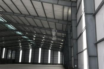Cho thuê nhà xưởng 10.000m2 MT 81 Tóc Tiên