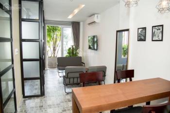 Cho thuê gấp nhà HXH 6m CMT8, ngay ngã 6 Phù Đổng, P. Bến Thành, 4.2x13m, 1T, 3L, 0942422215