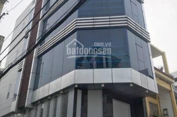Cho thuê nguyên căn góc 2MT đường 3/2, Q10 gần Cao Thắng, 8x11m, hầm 6 tầng ST. Giá 276 tr/th