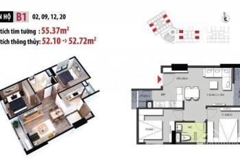 Cần bán gấp căn hộ chung cư dự án Hateco Apollo Xuân Phương hot nhất Hà Nội