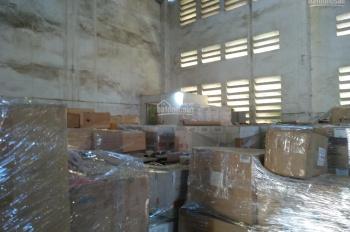 Cho thuê nhà kho; đường Nguyễn Văn Quỳ, P.Phú Thuận, Quận 7. DT: 432m2; giá 35tr/tháng
