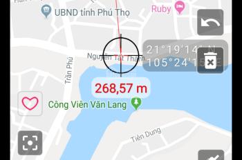 Bán đất phố Tân Việt phường Tân Dân TP  Việt Trì , Phú Thọ. Liên hệ: 0888992279