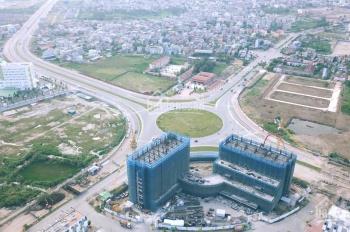 Bán lô đất mặt đường World Bank DT 87,5m2 ngang 5m giá 51 tr/m2, LH: 0936.576.179 Mr Thiệp